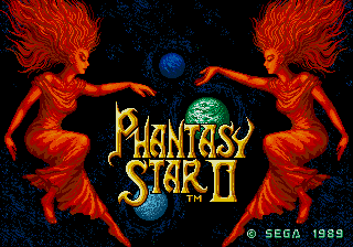 Phantasy Star II (English)