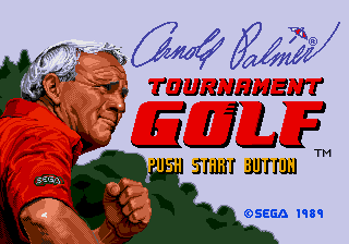 Arnold Palmer Tournament Golf (AKA Naomichi Ozaki no Super Masters)