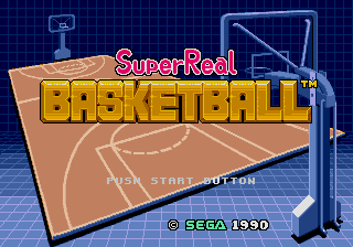 Super Real Basketball (AKA Pat Riley Basketball)