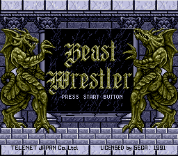 Beast Wrestler (AKA Beast Warriors)
