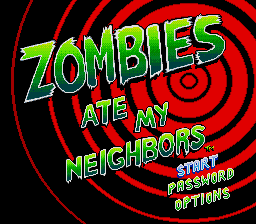 Zombies Ate My Neighbors (AKA Zombies)
