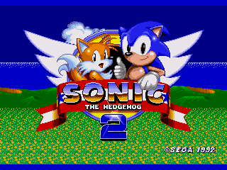 Sonic the Hedgehog 2 (Beta Version)