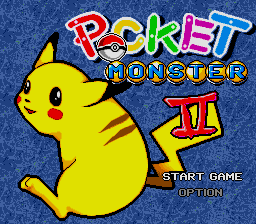 Pocket Monster 2