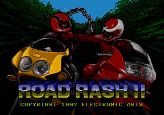 Road Rash II