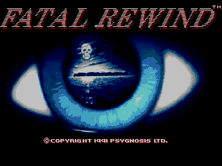 Fatal Rewind (AKA The Killing Game Show)