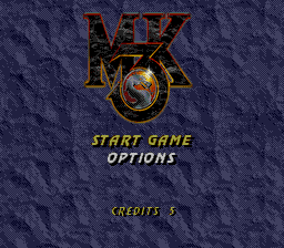 Mortal Kombat 3 (& Ultimate MK3)
