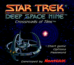Star Trek - Deep Space Nine: Crossroads of Time
