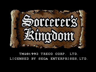 Sorcerer's Kingdom (AKA Sorcer Kingdom)