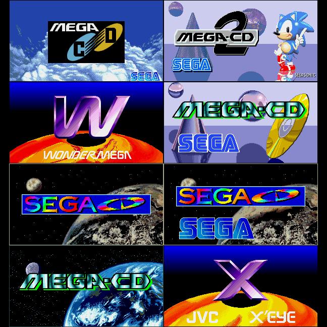 Sega CD BIOS - Project 2612 - The Sega Genesis/Sega Mega